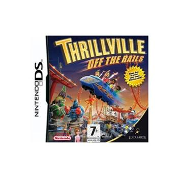 Thrillville Off the Rails (Nds)
