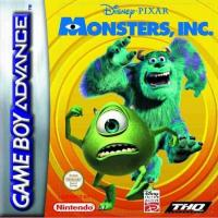 Monsters Inc (GameBoy)