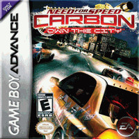 Need for Speed Carbon (GameBoy)